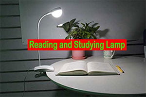 best lamp for reading and studying