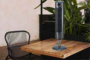 best oscillating tower fan